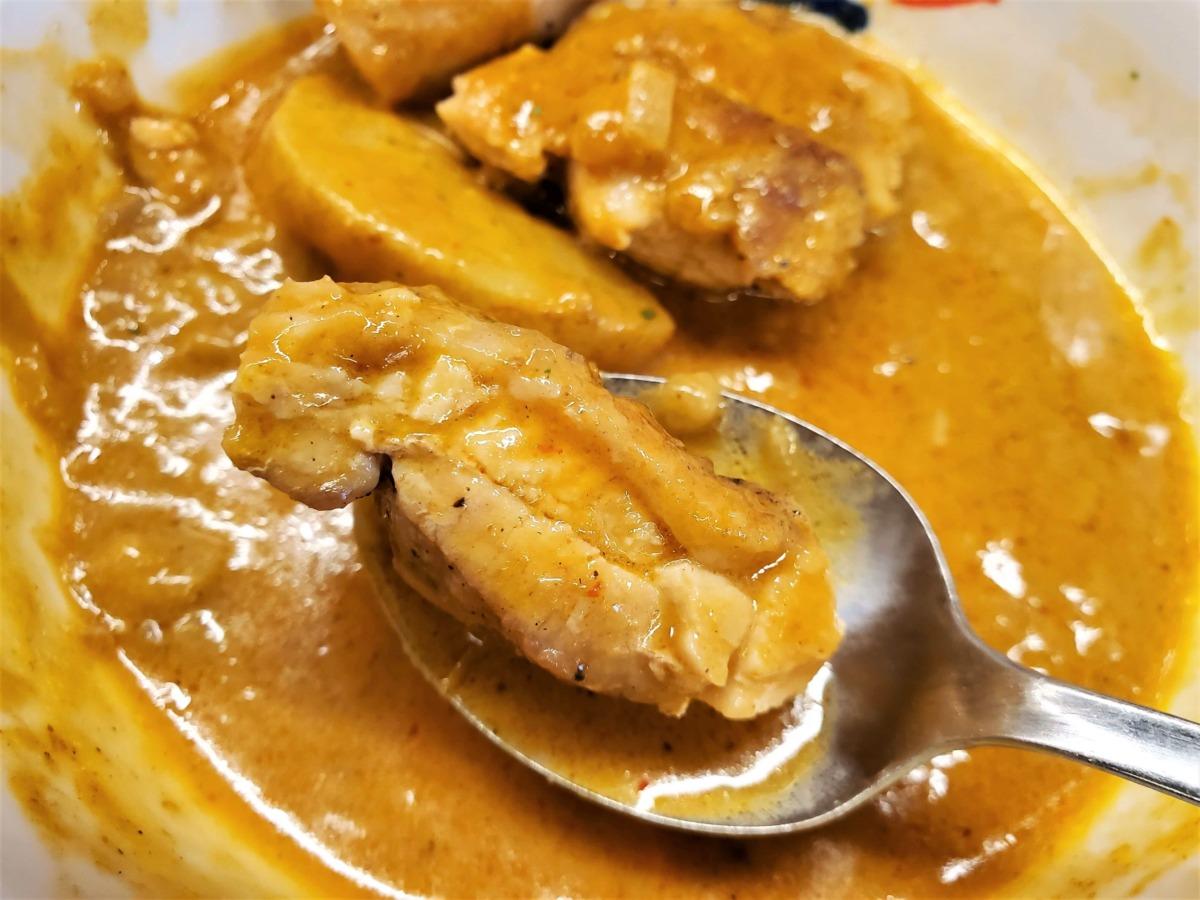 【松屋】マッサマンカレーはゴロゴロチキンと甘さがマッチ!ボリューム満点でおすすめ!|実食レビュー
